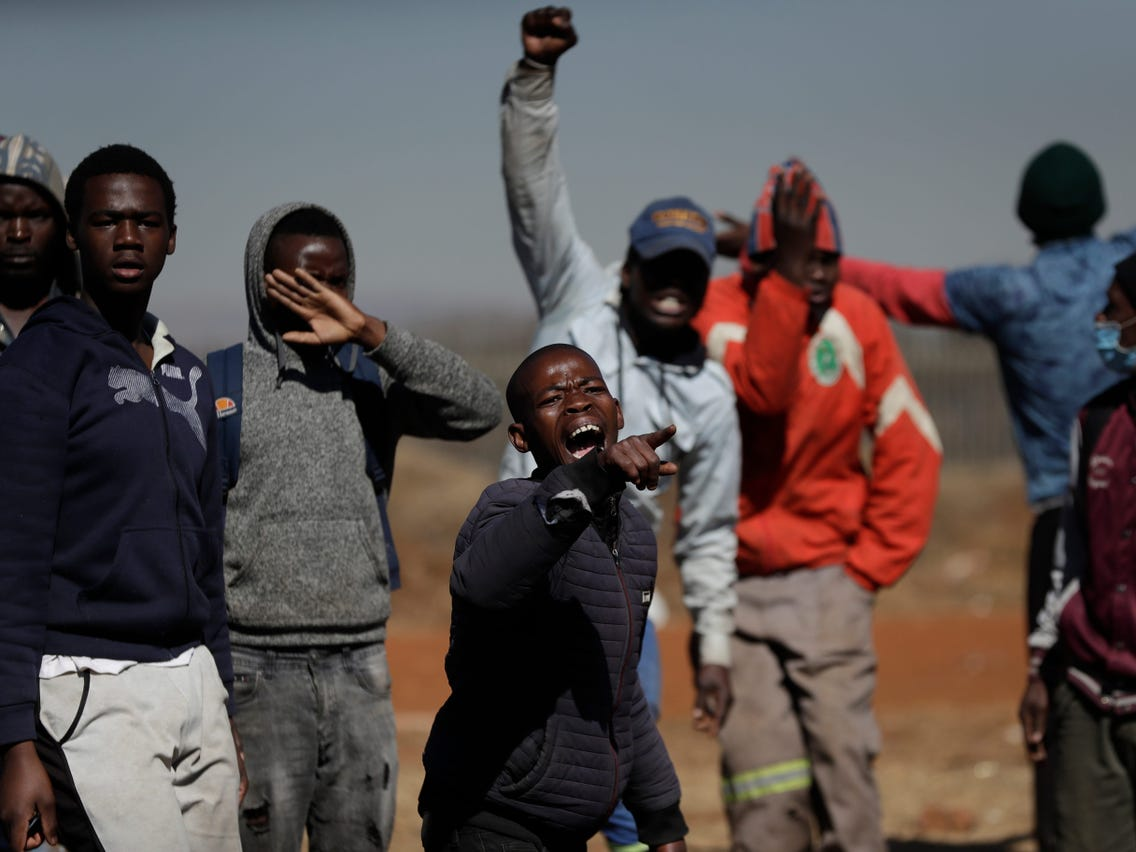 South Africa Riots: The Inside Story Of Durban's Week of Anarchy!