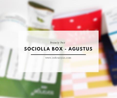 Sociolla Box - Agustus 2017*