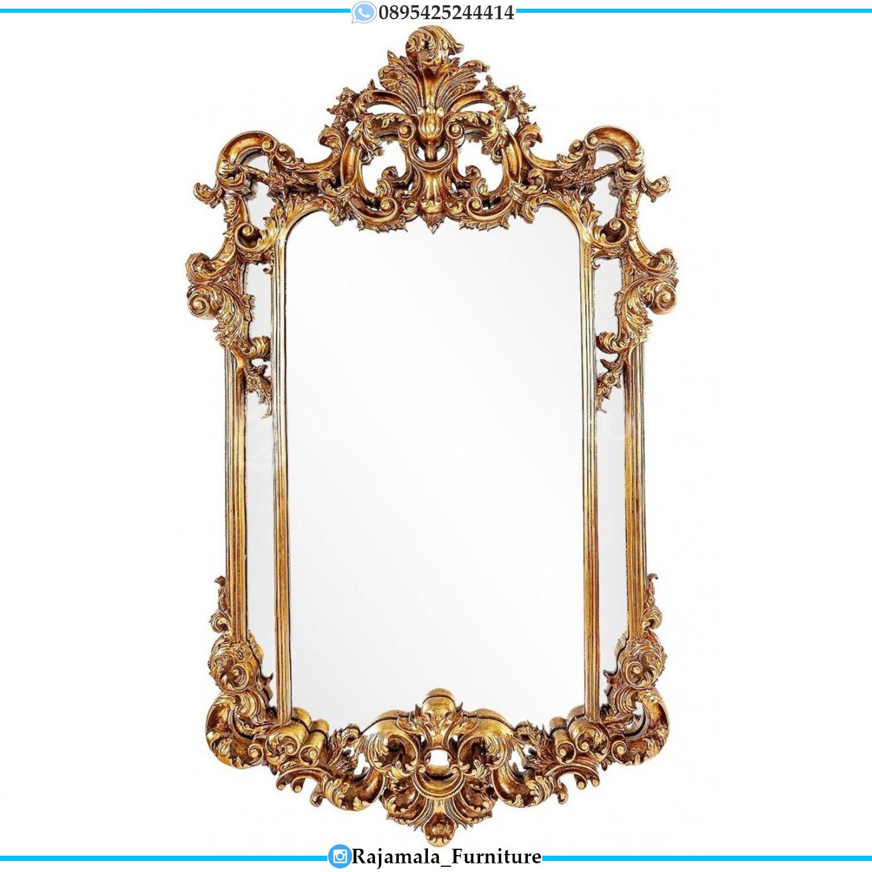 Elegant Style Cermin Kaca Hias Terbaru Classic Luxury Furniture Jepara RM-0506
