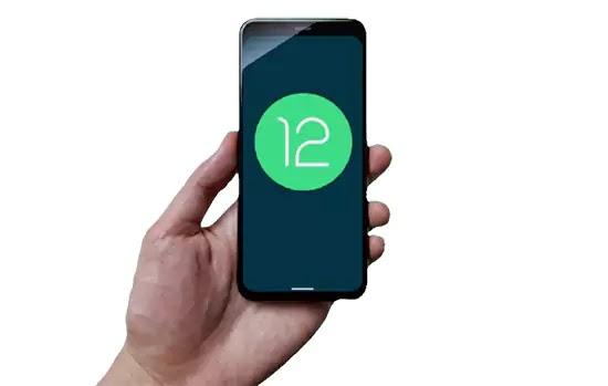 تثبيت Android 12