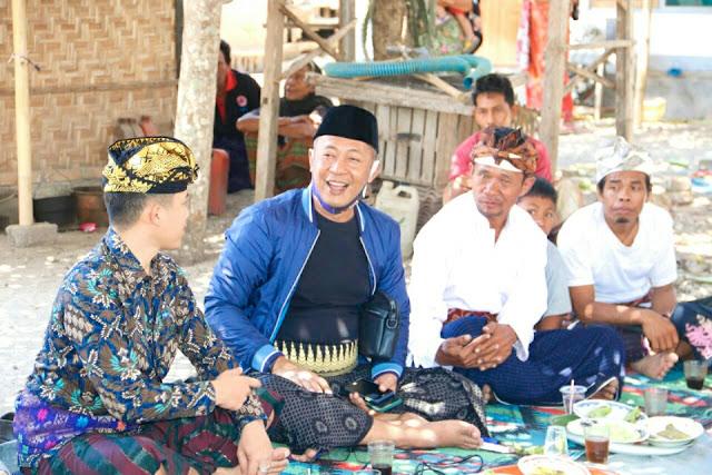 Konsep perjuangan berjamaah ala Ziadi-Aswatara di Lombok Tengah, bikin baper !!