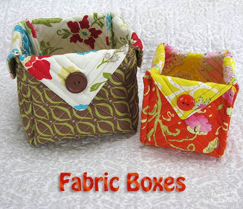 Fabric Boxes Pictures Of 5