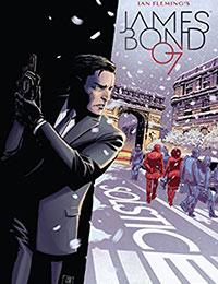 James Bond: Solstice Comic