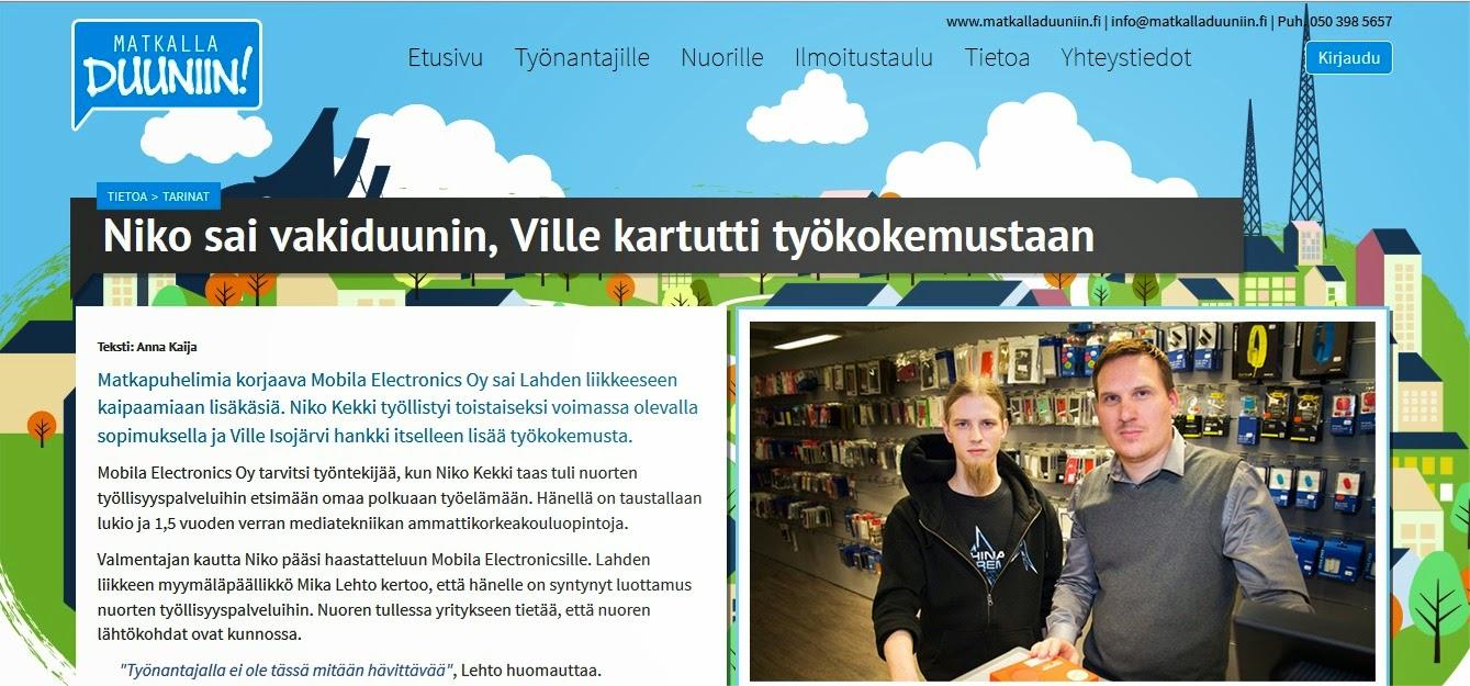 http://matkalladuuniin.fi/tietoa/tarinat/niko-sai-vakiduunin-ville-kartutt-tyokokemusta