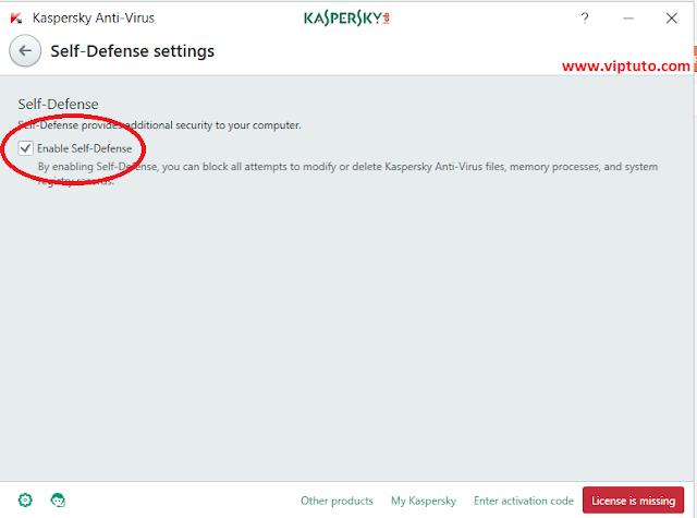 Téléchager Kaspersky Antivirus 2018