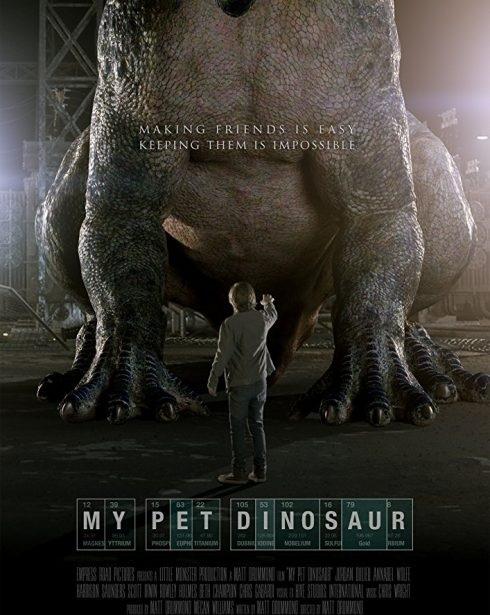 مشاهدة فيلم My Pet Dinosaur 2017 مترجم