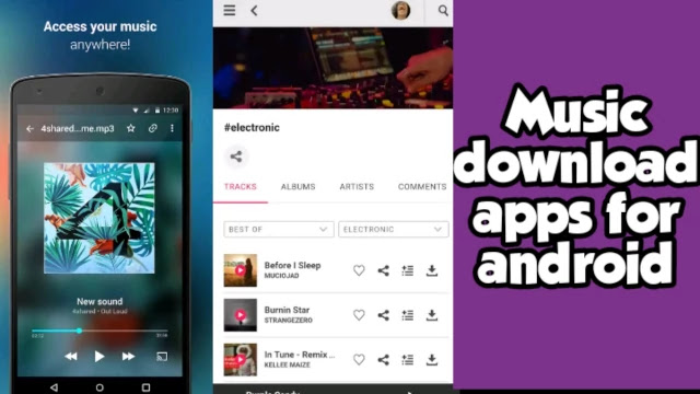 free-music-download-apps-android