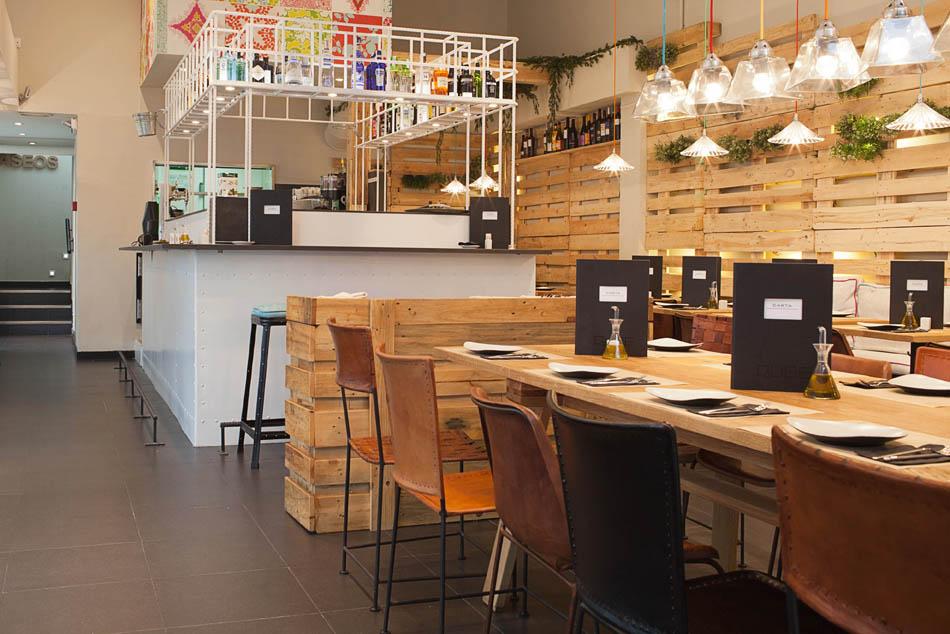 Restaurante QUBE de Hoc Volo y Estudio Funciona  Blog
