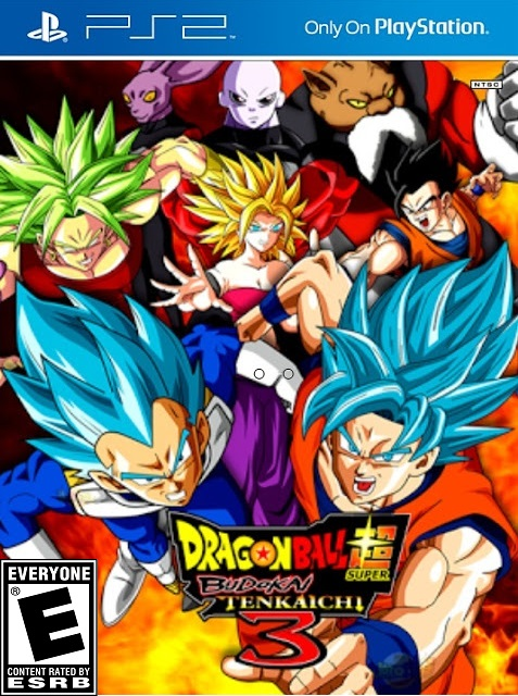 Dragon Ball Super Budokai Tenkaichi 3 PS2 ISO
