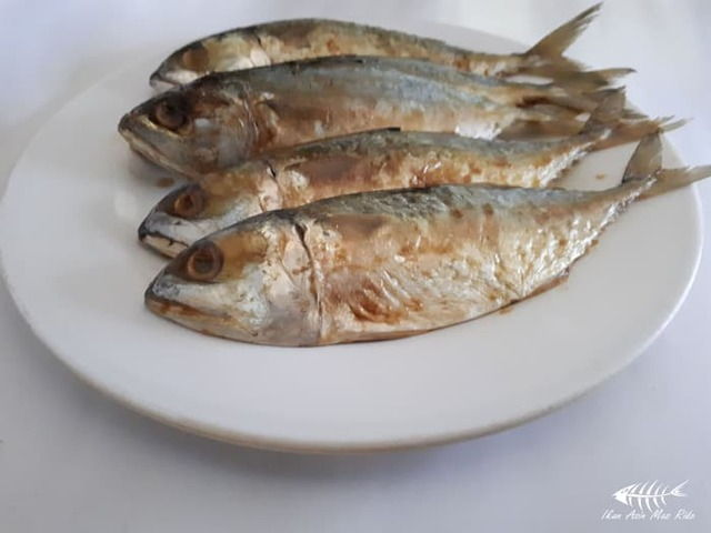 Gambar dan Foto Ikan Asin