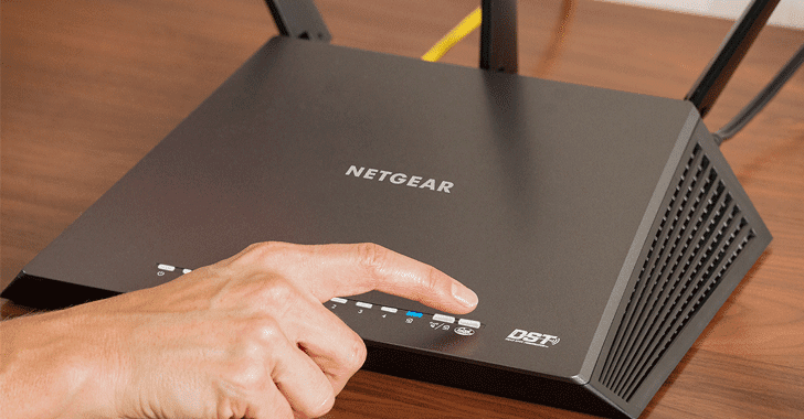 Stop Using these 2 Easily Hackable Netgear Router Models — US CERT Warns
