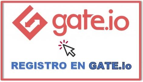 Registro en GATE.io con Descuento para Comprar SAFEMOON (SAFEMOON)