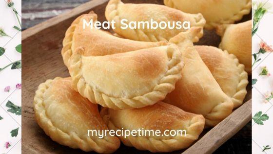 Meat Sambousa Recipe