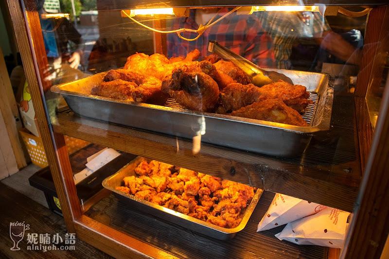 【台南安平美食】炸雞洋行安平店。招牌八兩雞『L』炸雞超爆汁