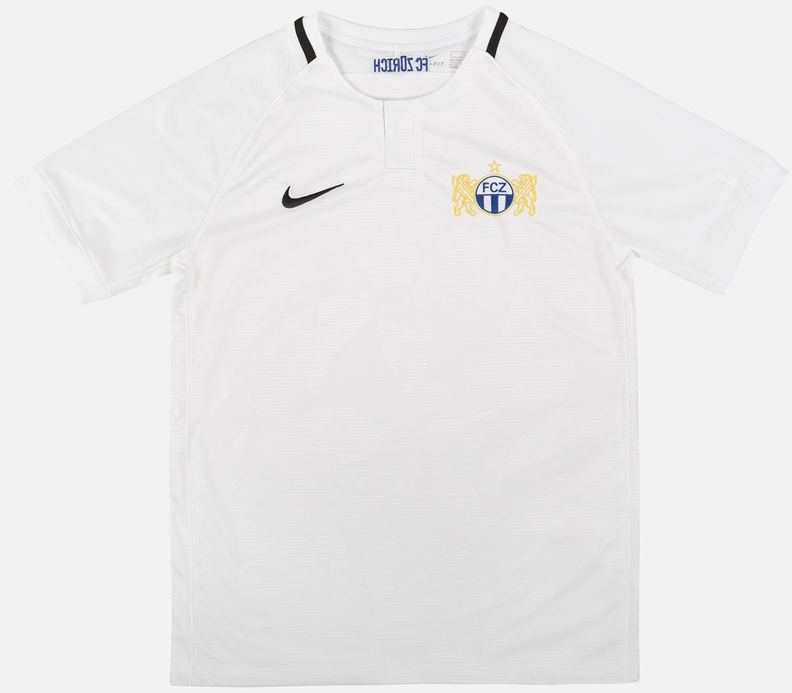 41ea5ecbf0 Nike lança novas camisas do FC Zurich - Show de Camisas