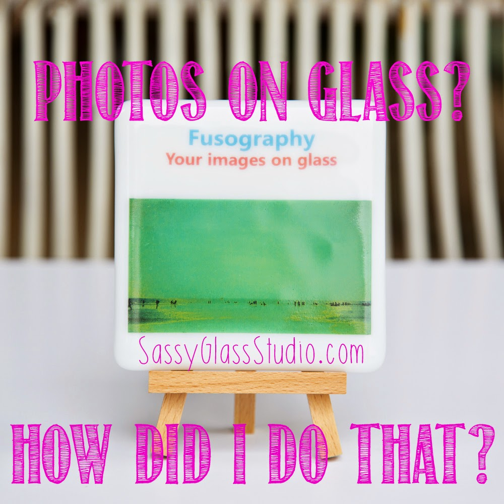 full-color images fused to glass, fused glass art, Sassy Glass Studio, Fusography, images on glass