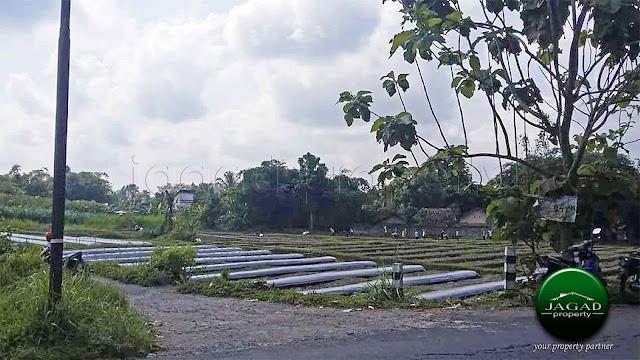 Tanah Luas dekat Kampus UII Terpadu