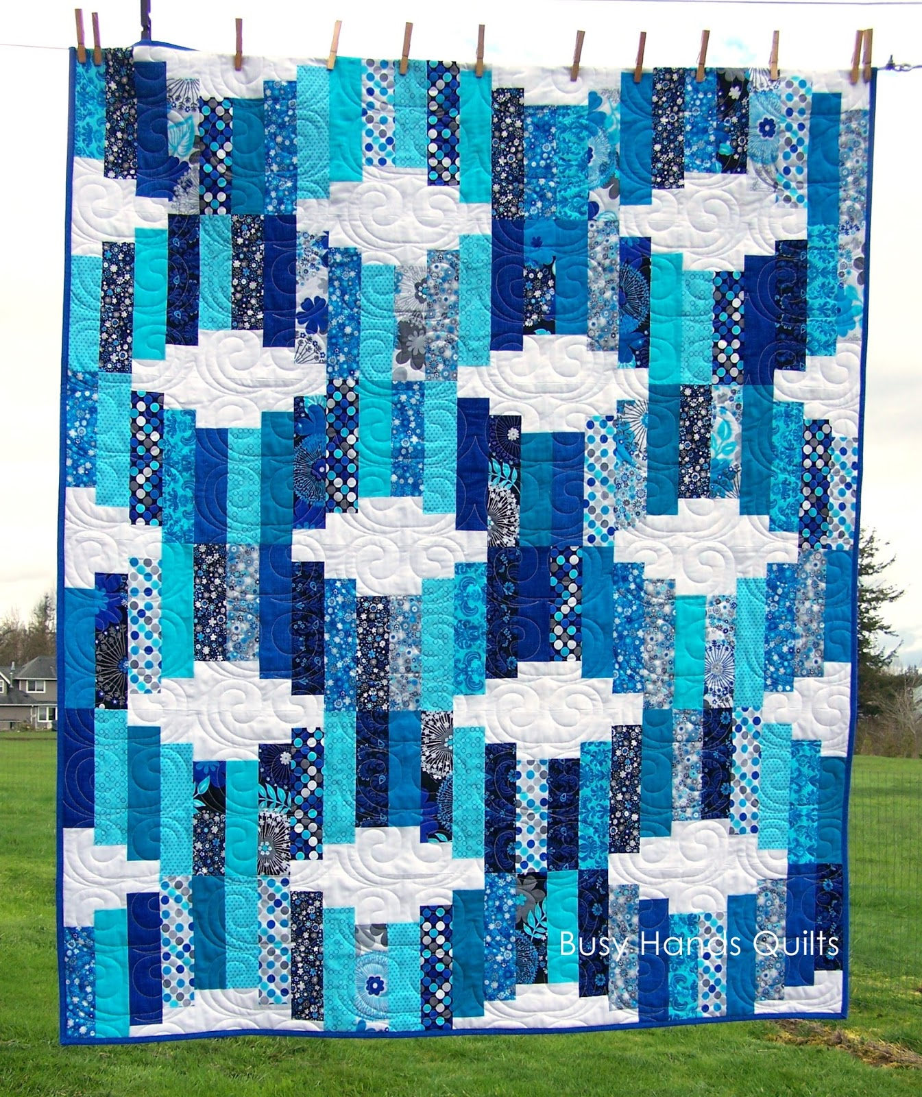 Busy Hands Quilts 2017