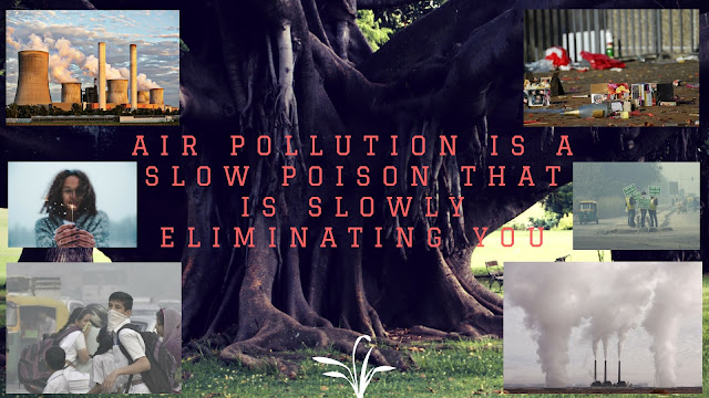 Air Pollution Is A Slow Poison