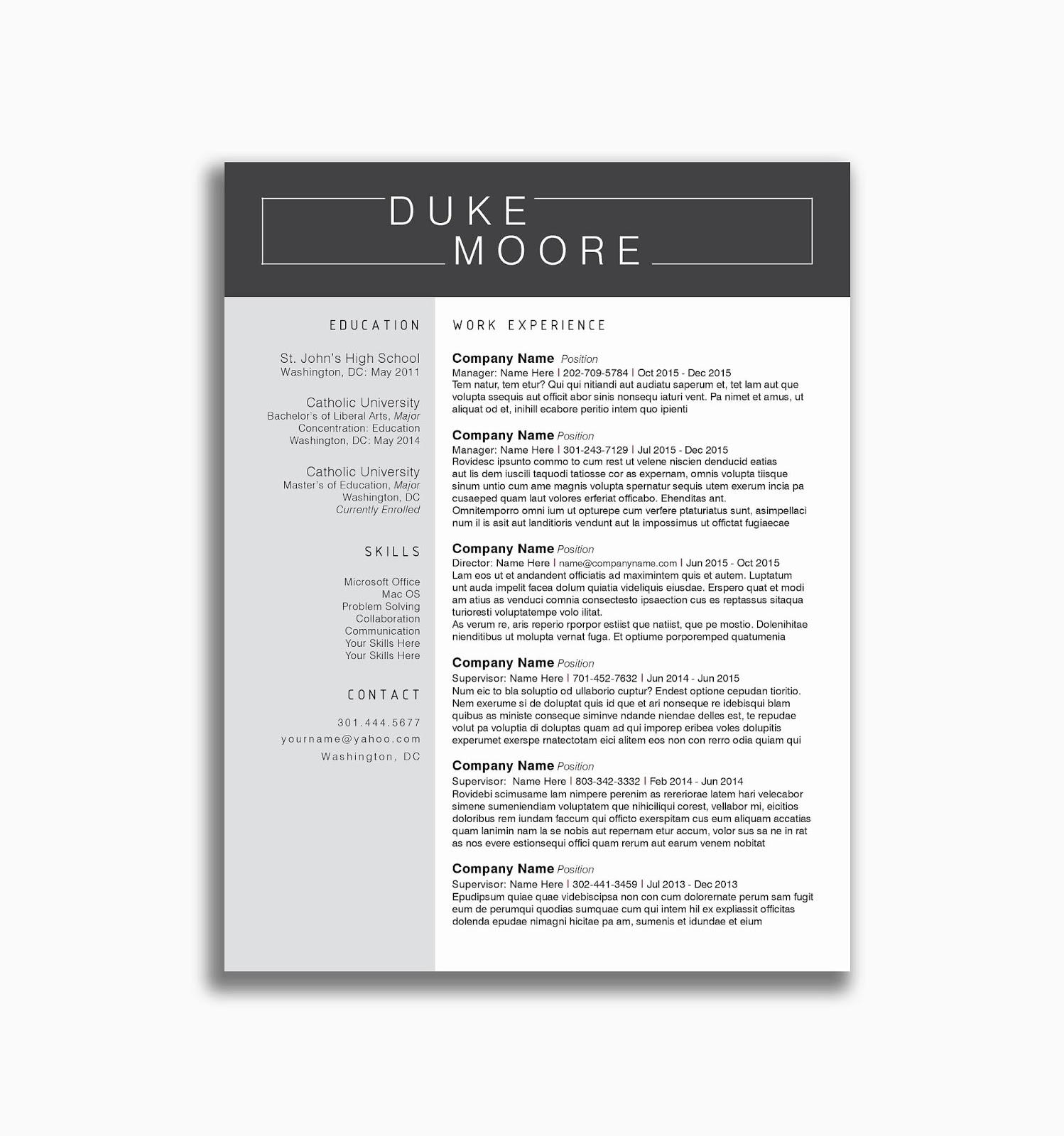 job description of a banquet server for resume