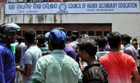 How to apply Rechecking in Odisha +2 Result 2014