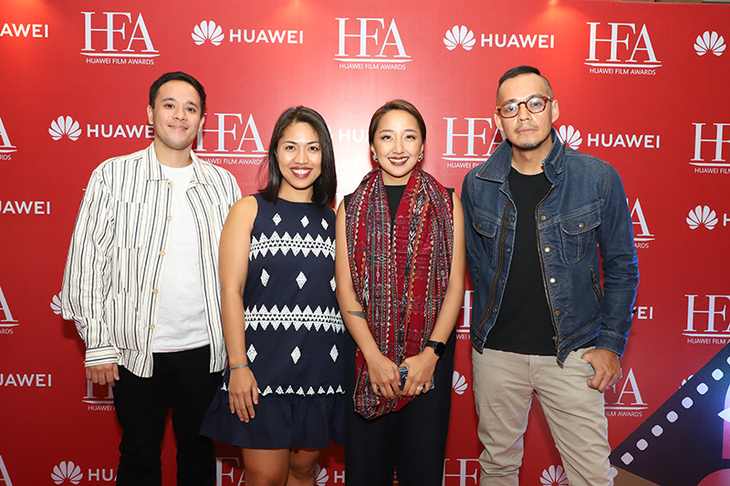 Huawei Film Awards showcased the works of Filipino filmmakers and directors