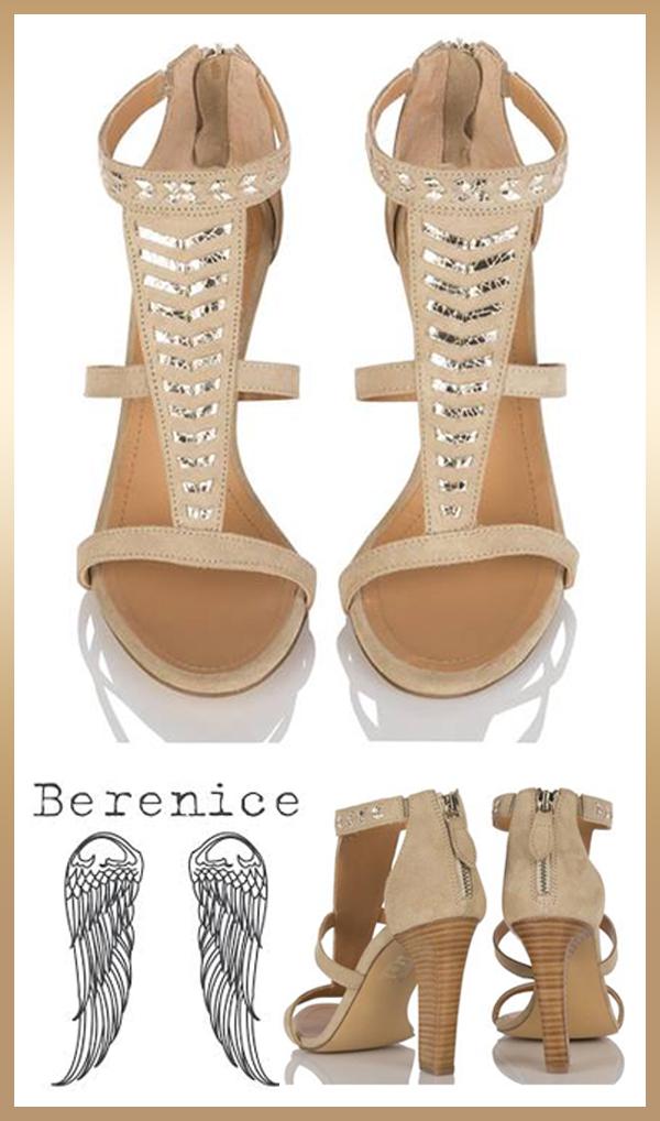 Sandales à talons BERENICE