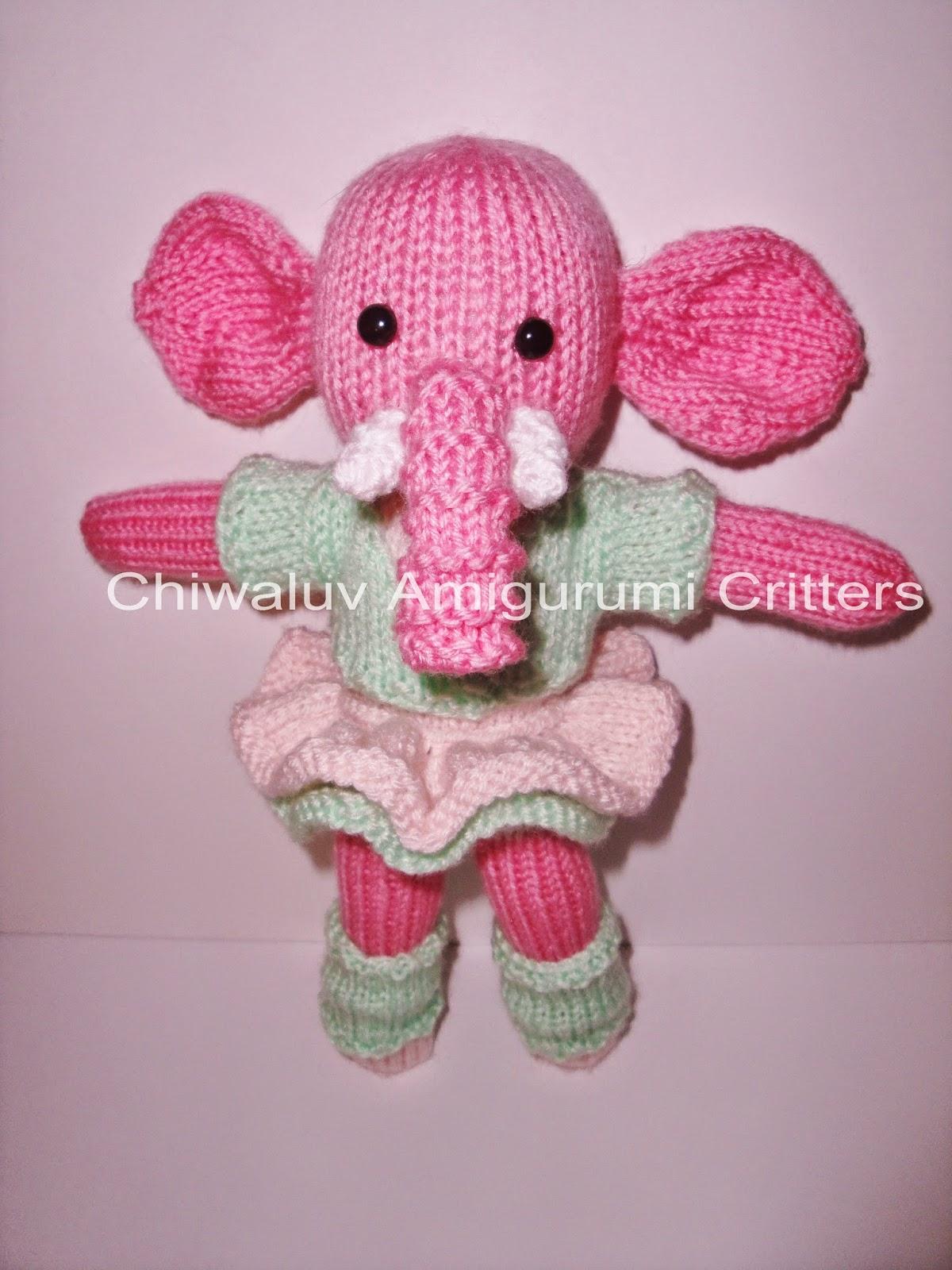 Rosie the Elephant Crochet Toy | Etsy | 1600x1200