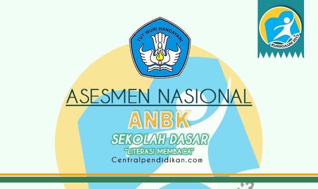 Contoh Soal ANBK Literasi SD 2021