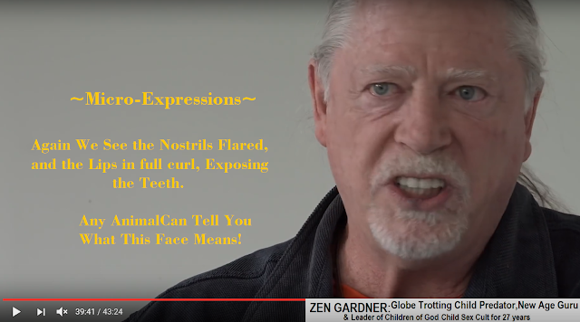 Expressions During Sex
