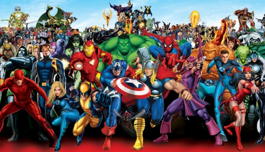 Especial: Marvel disponibiliza 268 HQs gratuitamente online. 9