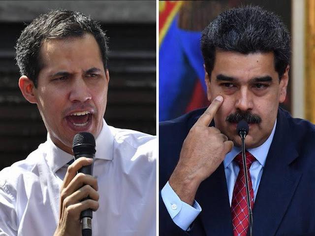 Nicolás Maduro a Juan Guaidó: «Ahora sí están desesperados por dialogar»