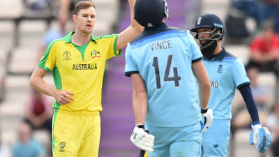 ENG vs AUS ICC WORLD CUP 32nd match Prediction