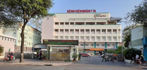 Phòng khám đa khoa bệnh viện Quân Y 7A