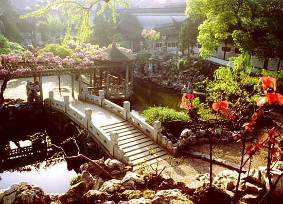 Resultado de imagem para jardins imperiais da china
