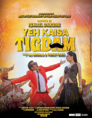 Yeh Kaisa Tigdam (2018) Hindi 720p HDTVRip 1.1GB Downlaod