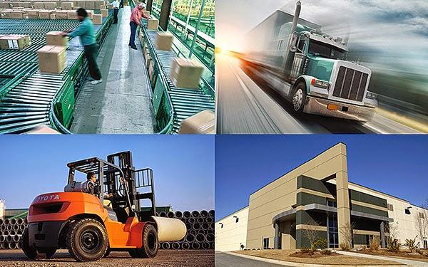 Dịch vụ logistics Kenco Hoa Kỳ
