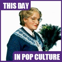 Mrs. Doubtfire premiered on November 24, 1993.