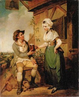 La Cerveza en el Arte: Henry Singleton