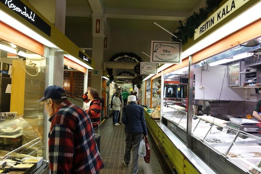 ハカニエミ・マーケットホール(Hakaniemen kauppahalli)