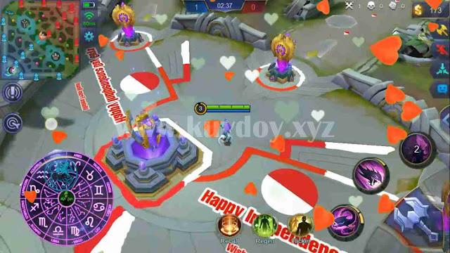 Script Map Hari Kemerdekaan Indonesia Mobile Legends