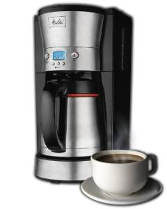 Melitta Coffeemaker with Thermal Carafe