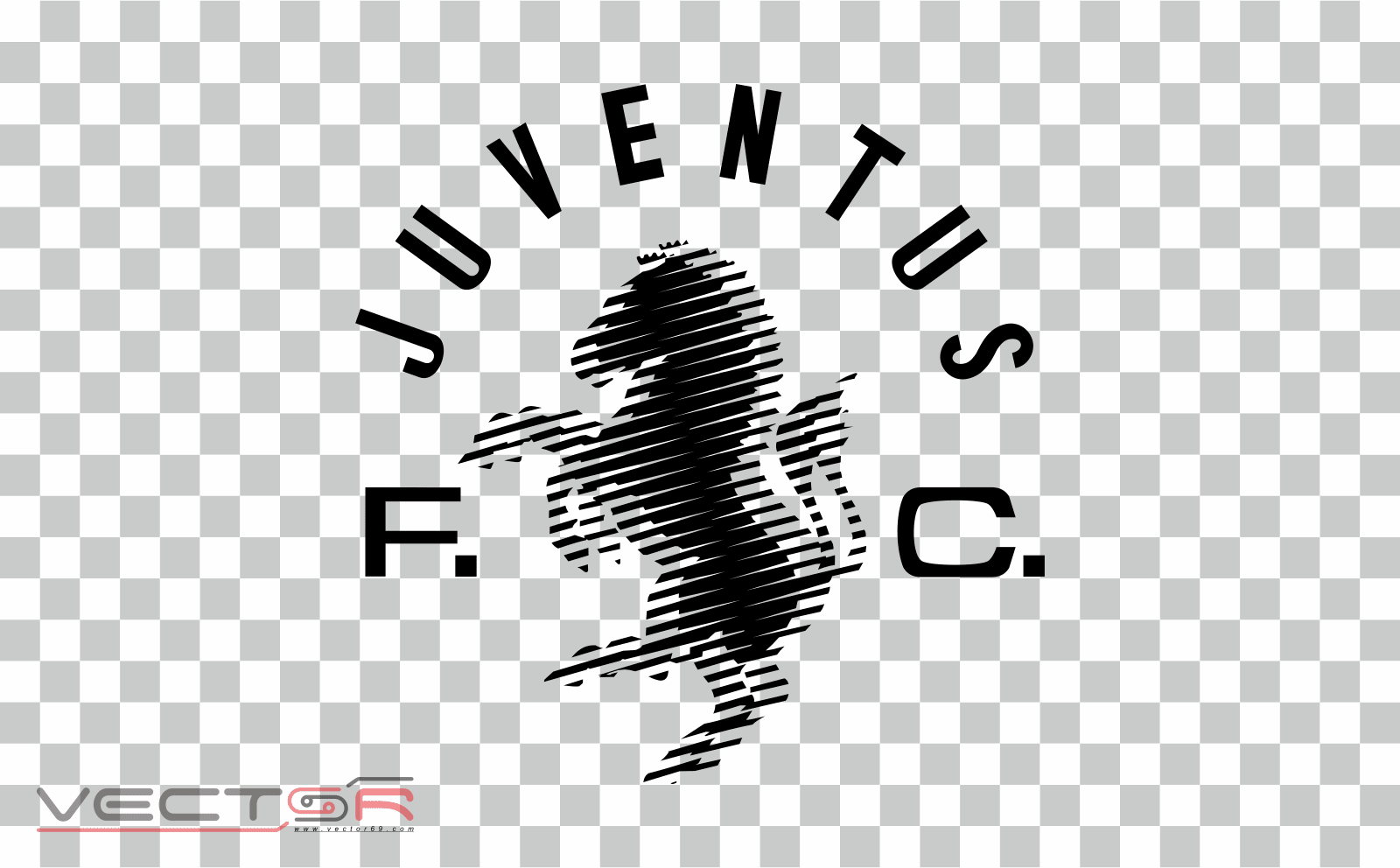 Juventus F.C. (1982) Logo - Download .PNG (Portable Network Graphics) Transparent Images