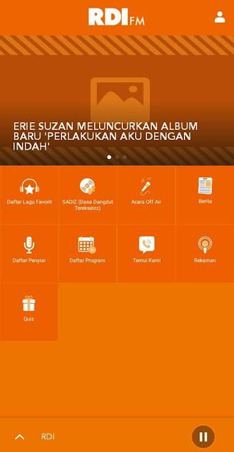 Radio Online Indonesia Dangdut