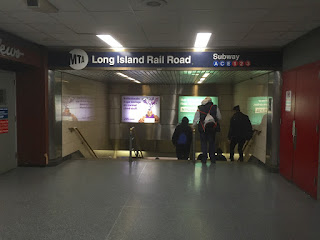 Penn Station (ペンシルバニア駅) | ニューヨーク | アメリカ