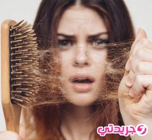 وصفة طبيعية سهلة للتخلص من تساقط الشعر