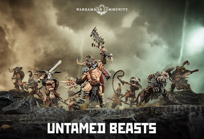 Warcry Preview    Untamed Beasts! - Faeit 212: Warhammer 40k News