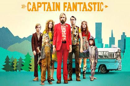 Captain Fantastic (2016) Sinopsis, Informasi