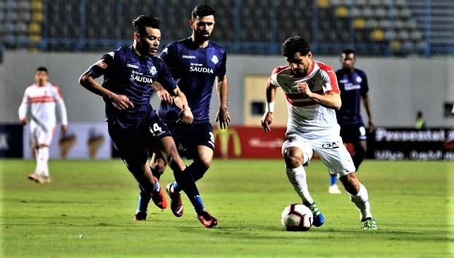 ملخص وأهداف مباراة الزمالك وبيراميدز في نهائي كأس مصر اليوم
