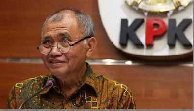 Agus Rahardjo, Pimpinan KPK Periode 21 Desember 2015 - 2019 - berbagaireviews.com